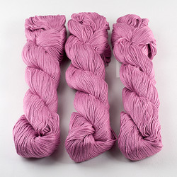 Cascade, Ultra Pima // 3776 Pink Roses at  The Loopy Ewe