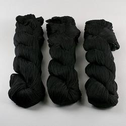 Cascade, Ultra Pima // 3754 True Black at  The Loopy Ewe