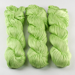 Cascade, Ultra Pima // 3739 Lime at  The Loopy Ewe