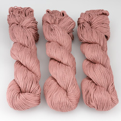 Cascade, Ultra Pima // 3830 Vintage Rose at  The Loopy Ewe