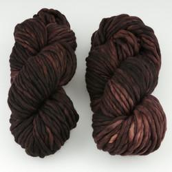 Malabrigo, Rasta // Belgian Chocolate (077)