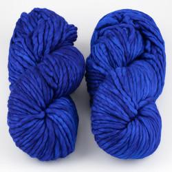 Malabrigo, Rasta // Matisse Blue (415) at  The Loopy Ewe