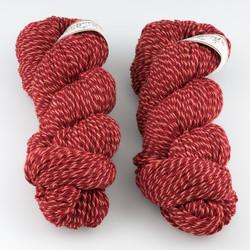 Stonehedge Fiber Mill, Shepherd's Wool Worsted // Cherries Jubilee at  The Loopy Ewe