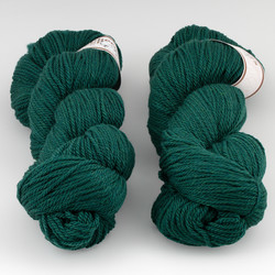 Stonehedge Fiber Mill, Shepherd's Wool Worsted // Blue Spruce at  The Loopy Ewe