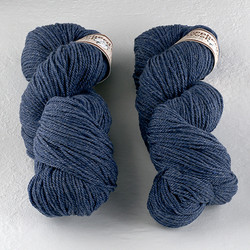 Stonehedge Fiber Mill, Shepherd's Wool Worsted // Frosty Blue at  The Loopy Ewe