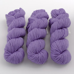 Cascade, Superwash Sport // 1967 Wisteria at  The Loopy Ewe