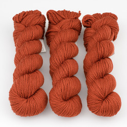 Cascade, Superwash Sport // 236 Picante at  The Loopy Ewe