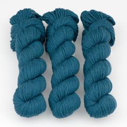 Cascade, Superwash Sport // 239 Majolica Blue at  The Loopy Ewe