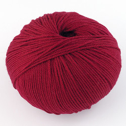 Cascade, 220 Superwash // 809 Really Red at  The Loopy Ewe