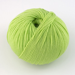 Cascade, 220 Superwash // 851 Lime at  The Loopy Ewe