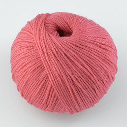 Cascade, 220 Superwash // 834 Strawberry Pink at  The Loopy Ewe