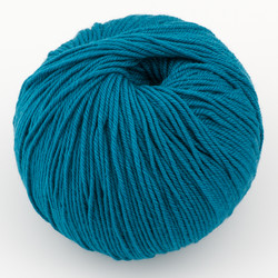 Cascade, 220 Superwash // 252 Celestial at  The Loopy Ewe