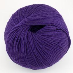 Cascade, 220 Superwash // 310 Dark Violet at  The Loopy Ewe