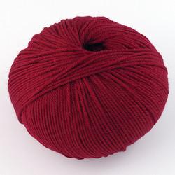 Cascade, 220 Superwash // 893 Ruby at  The Loopy Ewe