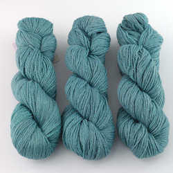 The Fibre Company, Road to China Light // Blue Tourmaline at  The Loopy Ewe