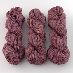 The Fibre Company, Road to China Light // Carnelian at  The Loopy Ewe