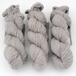 The Fibre Company, Road to China Light // Grey Pearl at  The Loopy Ewe