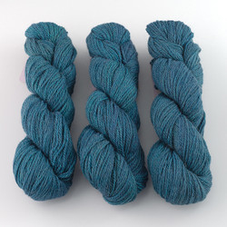 The Fibre Company, Road to China Light // Lapis at  The Loopy Ewe