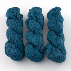 The Fibre Company, Road to China Light // Sapphire at  The Loopy Ewe