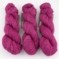 The Fibre Company, Road to China Light // Rhodolite at  The Loopy Ewe