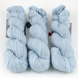 The Fibre Company, Road to China Light // Larimar at  The Loopy Ewe