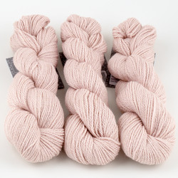 The Fibre Company, Road to China Light // Morganite at  The Loopy Ewe