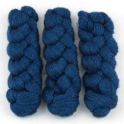 Blue Sky Fibers, Metalico // (1633) Lapis at  The Loopy Ewe