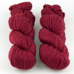 The Fibre Company, Tundra // Red Arctic at  The Loopy Ewe