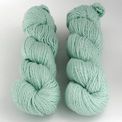 Blue Sky Fibers, Worsted Cotton // (604) Aloe