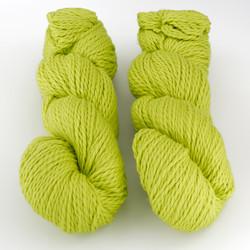 Blue Sky Fibers, Worsted Cotton // (607) Lemongrass at  The Loopy Ewe