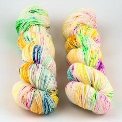 Hedgehog Fibres, Sock Yarn // Heyday