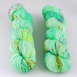 Hedgehog Fibres, Sock Yarn // Fly at  The Loopy Ewe