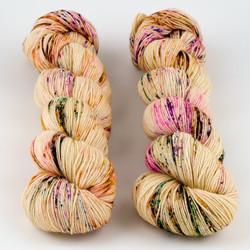 Hedgehog Fibres, Sock Yarn // Dijon at  The Loopy Ewe