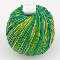 Universal Yarn, Bamboo Pop // Golden Seas x (203) at  The Loopy Ewe