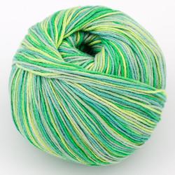 Universal Yarn, Bamboo Pop // Jungle Life (209) at  The Loopy Ewe