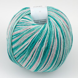 Universal Yarn, Bamboo Pop // Soothe (215) at  The Loopy Ewe