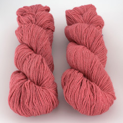 The Fibre Company, Canopy Fingering // Guava at  The Loopy Ewe