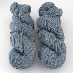 The Fibre Company, Canopy Fingering // Manatee at  The Loopy Ewe