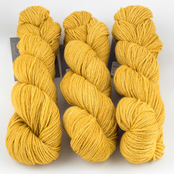 The Fibre Company, Canopy Fingering // Mango x at  The Loopy Ewe