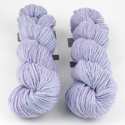 The Fibre Company, Canopy Fingering // Purple Passion x at  The Loopy Ewe