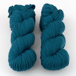 Cascade, 220 Superwash Aran // 811 Como Blue at  The Loopy Ewe