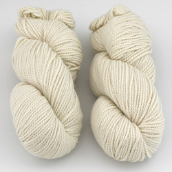 Blue Sky Fibers, Extra // 3510 Butter Cream at  The Loopy Ewe