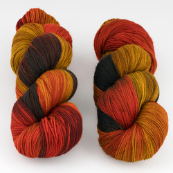 Wollmeise, Blend // Gonzales at  The Loopy Ewe