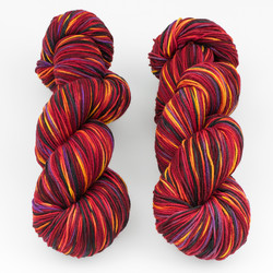 Abstract Fiber, Super Sock+ // Asia at  The Loopy Ewe