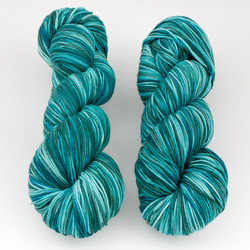 Abstract Fiber, Super Sock+ // The Gorge at  The Loopy Ewe