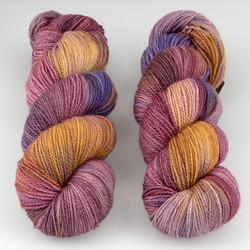 JulieSpins, M375 // Hanging Basket at  The Loopy Ewe