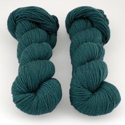 Rosy Green Wool, Manx Merino Fine // 216 Scots Pine