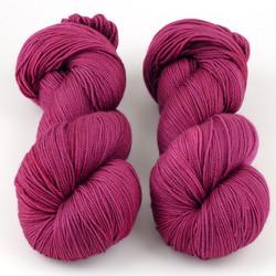 Magpie Fibers, Swanky Sock // Soiree at  The Loopy Ewe