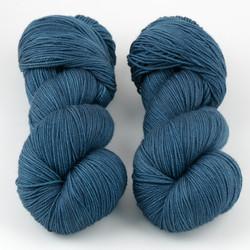 Magpie Fibers, Swanky Sock // Bell Bottom Blues