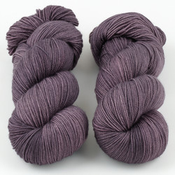 Magpie Fibers, Swanky Sock // Don't You Want Me? at  The Loopy Ewe